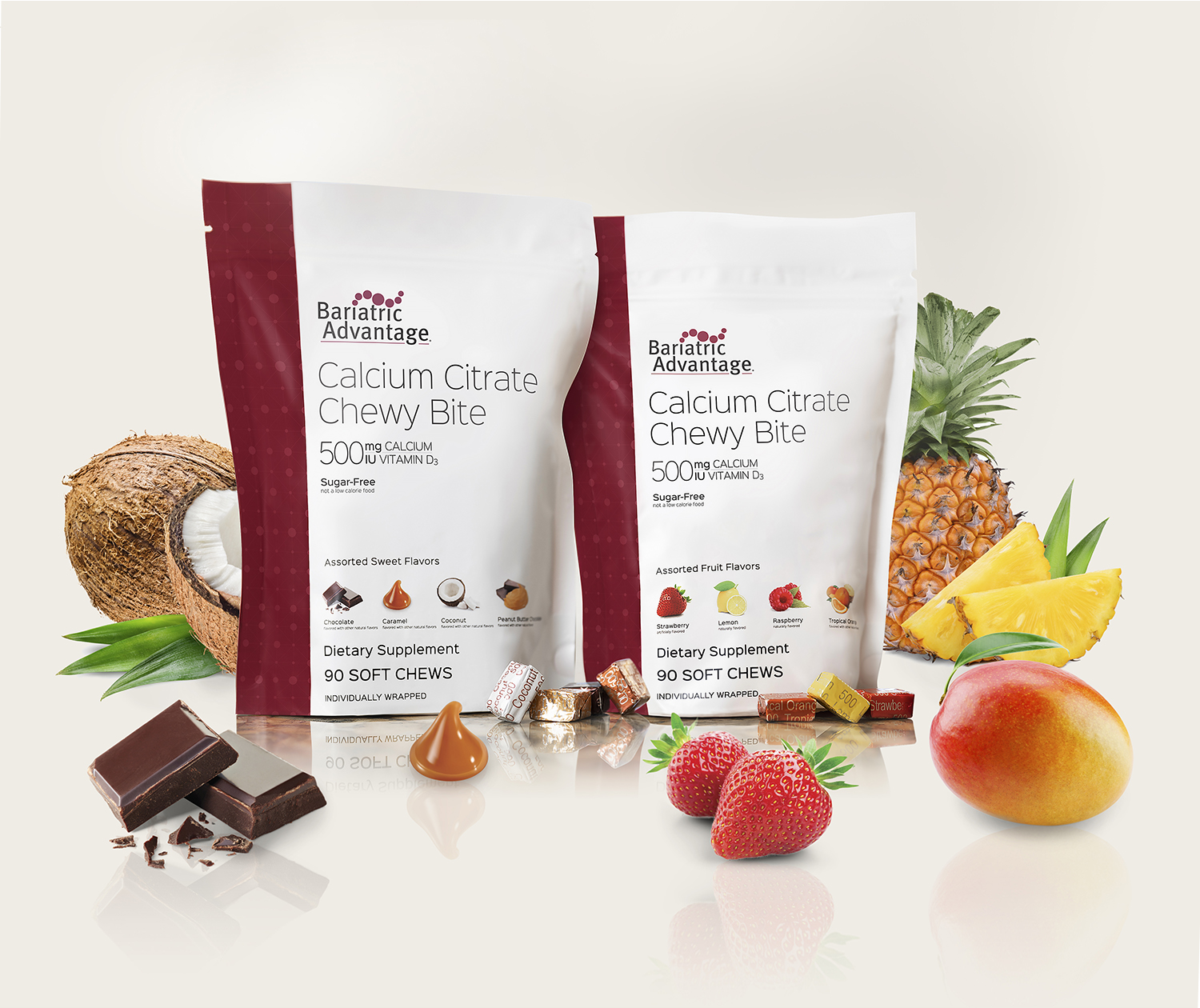 Multi Chewy Bite: The Delicious Multivitamin